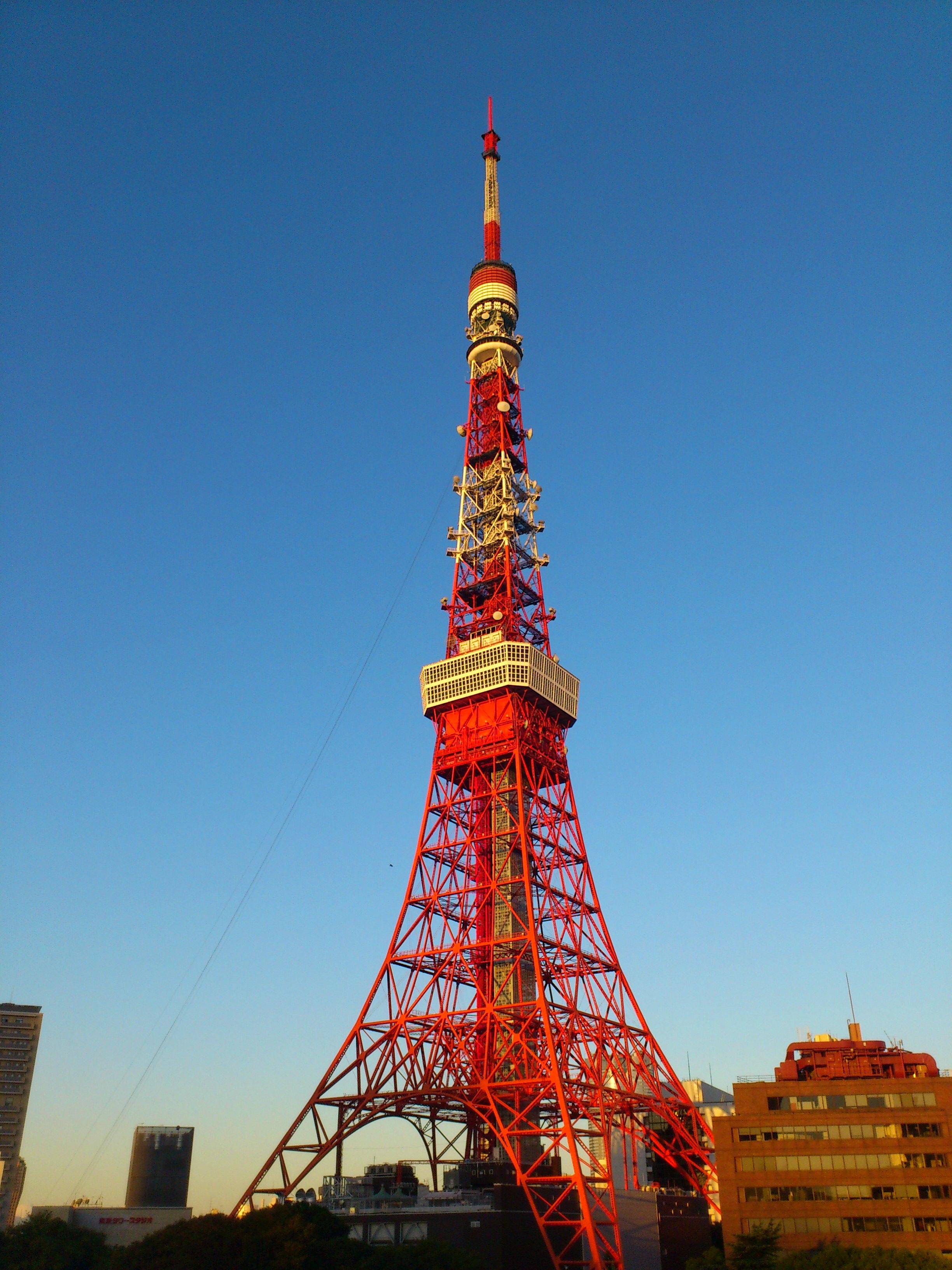 芝公園・東京タワー周辺 食事   -